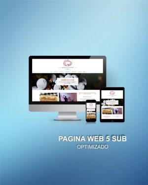 pagina web para mi negocio